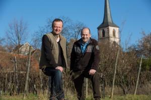 Jean-Daniel et Thomas Boeckel-fra