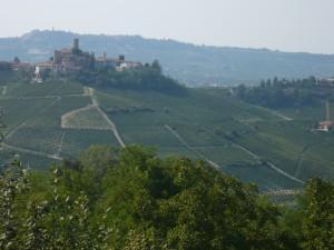 Piemont oblasť